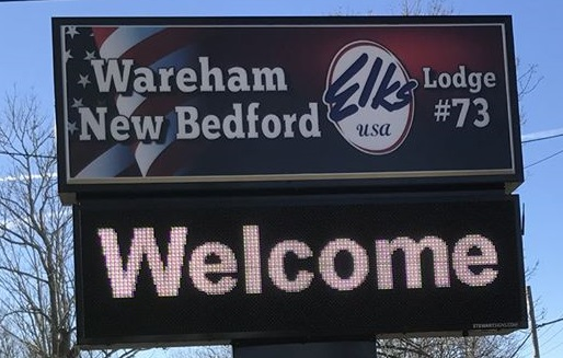 1 WNB Sign WELCOME