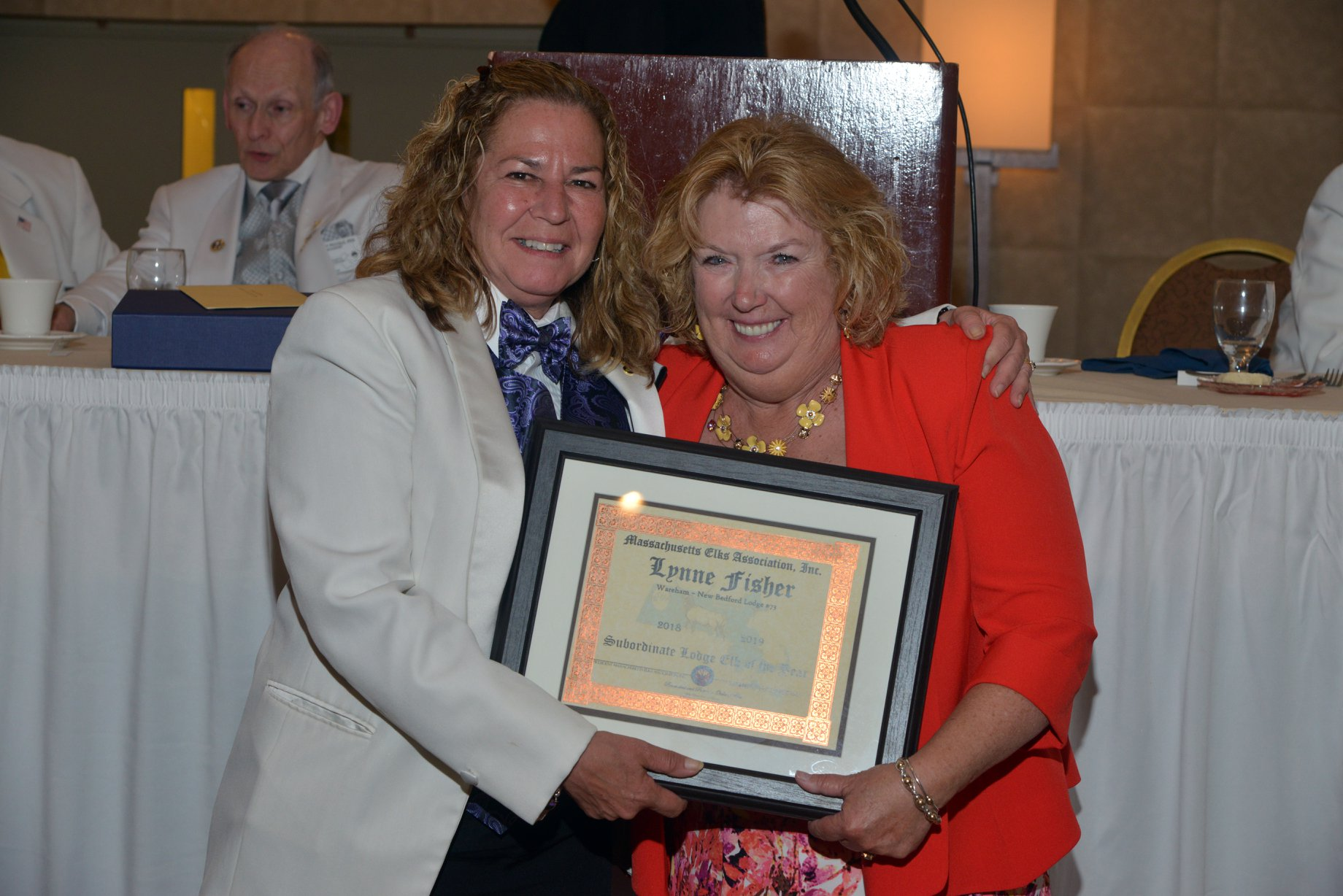 24 Lynne Fisher Elk of the Year