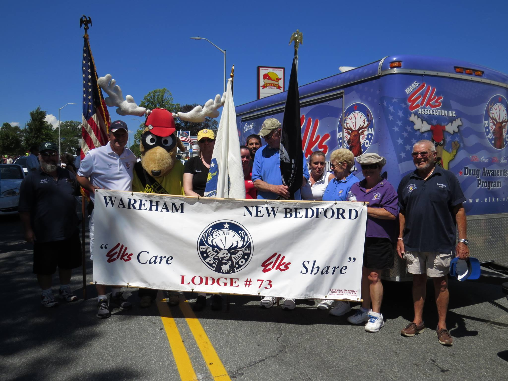 5 New Bedford Parade 2015
