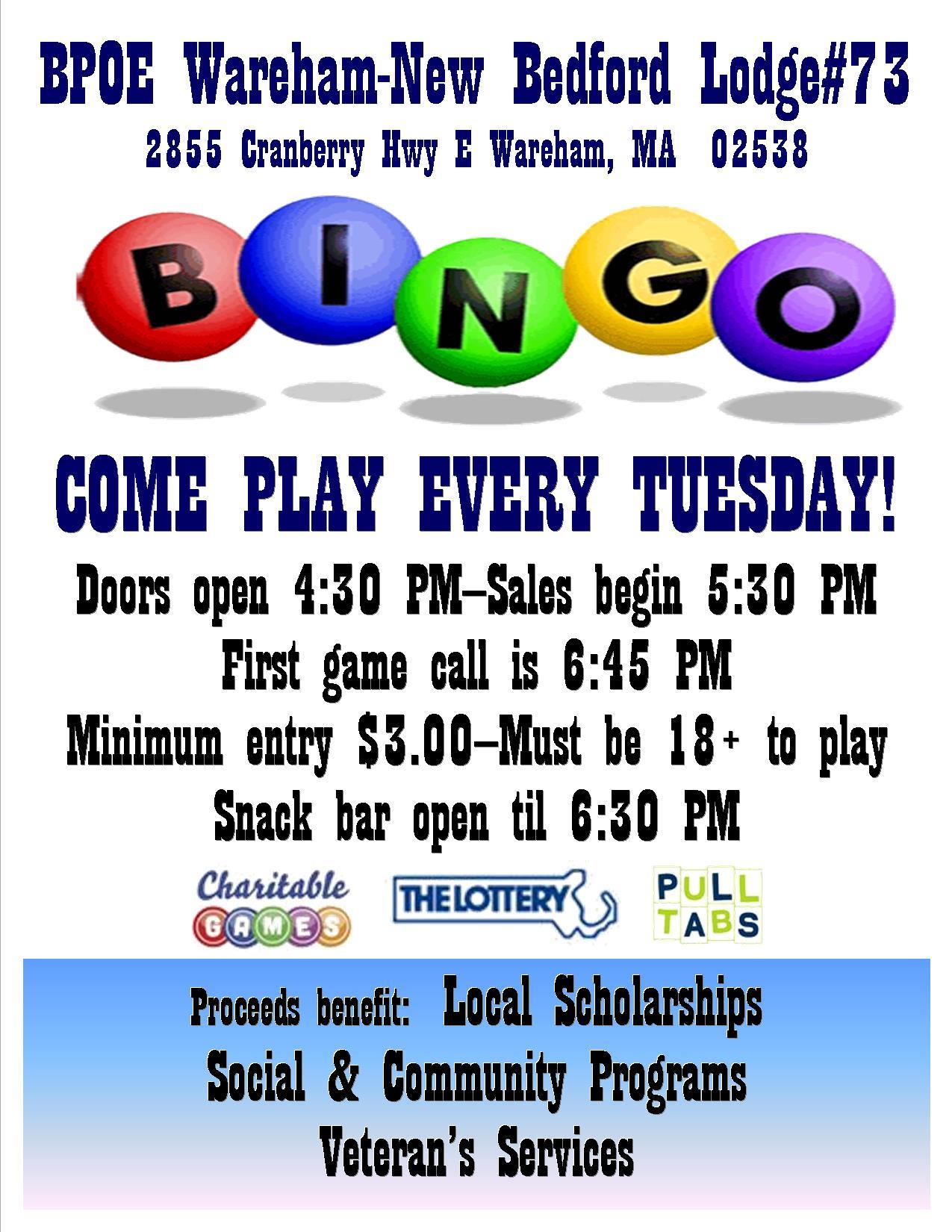 7 Bingo Poster 4